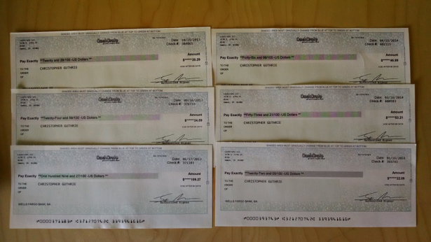 Cash Crate Earnings