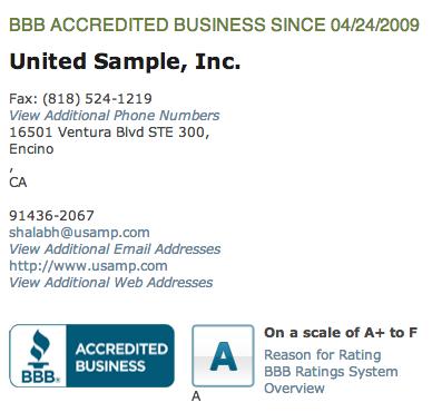 Surveyhead BBB Profile