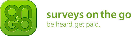 Surveys on the go logo
